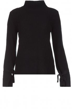 Hunkydory | Luxe trui Rachel | donkerblauw
