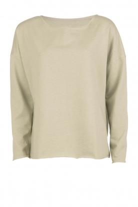 Juvia | Sweater Lola | groen