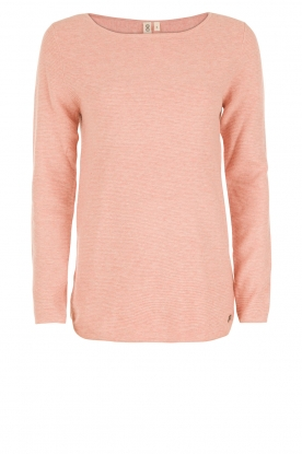Knit-ted |  Sweater Georgia | soft pink