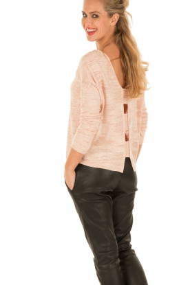 Knit-ted | Top Sjimmy | roze