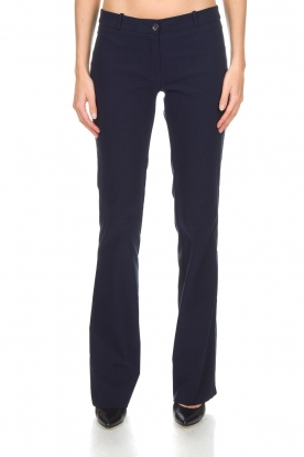 AnnaRita N |  Trousers Sharina | blue