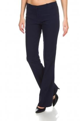 AnnaRita N | Pantalon Sharina | blauw
