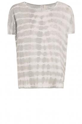 Knit-ted | Tshirt Bali | groen