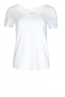 Juvia | T-shirt Dani | wit