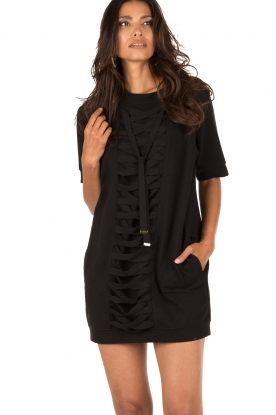 Tunic dress Benissimo | black