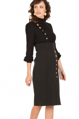 Dress Ancora | black