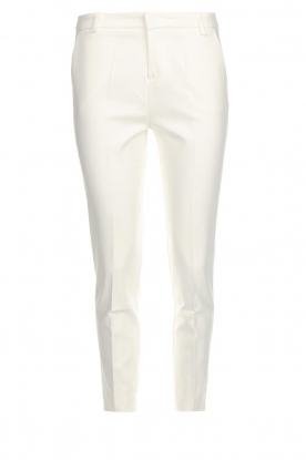 Aaiko |  Trousers Parene | white