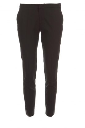Aaiko |  Classic trousers Parene | black