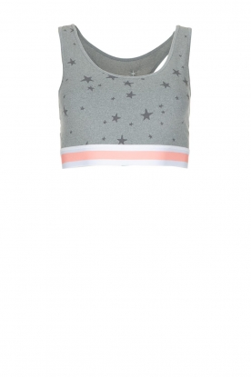 Juvia |  Sports top Maria | grey