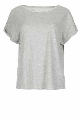 Juvia |  T-shirt Lisa | Grey