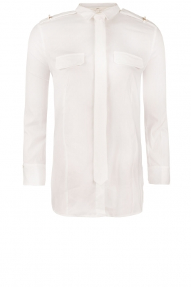Blouse Divino | wit