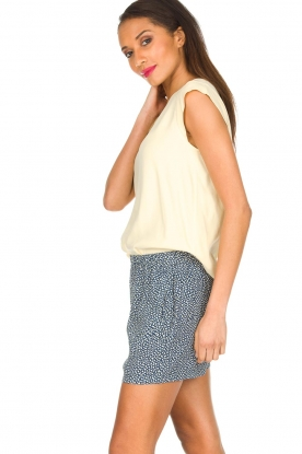Knit-ted | Top Edith | zachtgeel