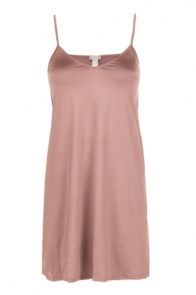 Chemise Satin Deluxe | old pink