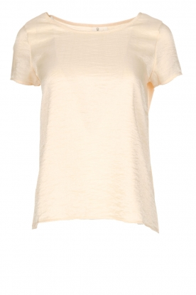 Knit-ted | T-shirt Kato | pink