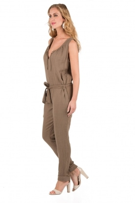 Jumpsuit Elja | army green