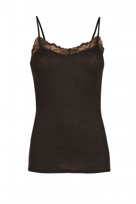Hanro | Top Camisole | Black