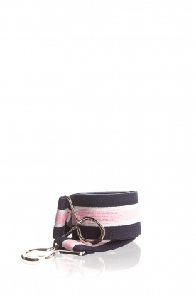 Aaiko |  Striped belt Elesa | multi