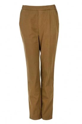 Leon & Harper | Pantalon Paisley | khaki