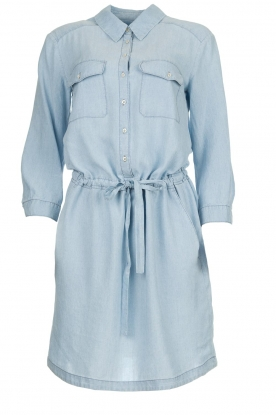 Set |  Dress with buttons Rinske | blue