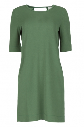 Knit-ted |  Dress Ella | green