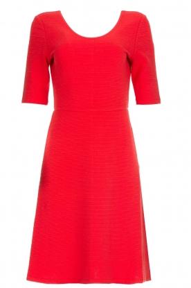 SET Skater jurk Quinty  rood
