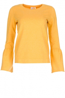 Knit-ted |  Sweater Jill | yellow