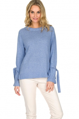 Knit-ted |  Sweater Jessica | blue