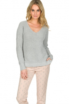 Knit-ted |  Sweater Winny | grey