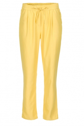 Knit-ted |  Pants Kiara | yellow