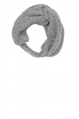 Becksöndergaard |  Hairband Dot | Grey