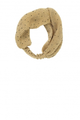 Becksöndergaard |  Hairband Dot | Gold