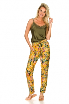 Set | Pants Amanda | yellow