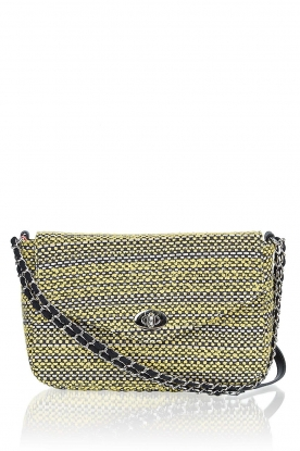 Becksöndergaard |  Boucle bag Illia | Yellow