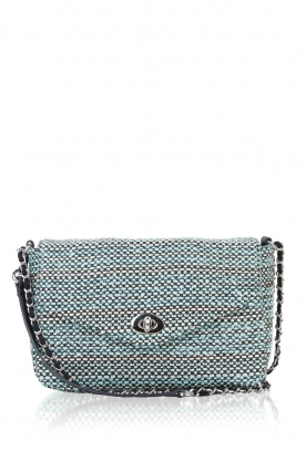 Becksöndergaard |  Boucle bag Illia | Blue