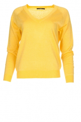 Set | Sweater Sofia | yellow