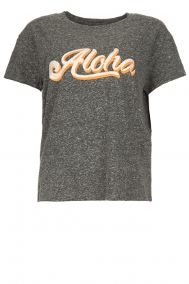 Set | T-shirt Aloha | grey