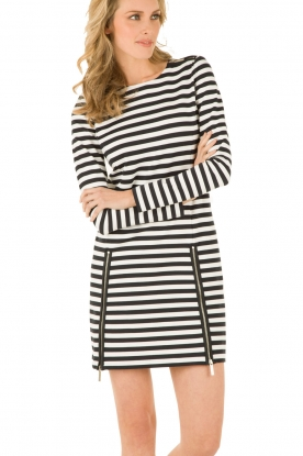 Dress Harling | black & white