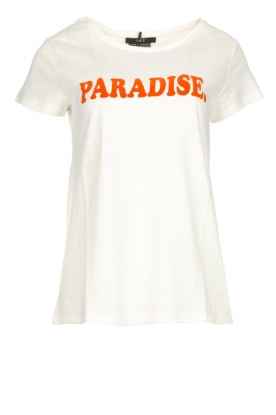 Set | T-shirt Paradise | wit
