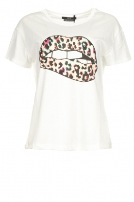 Set | T-shirt Lola | wit