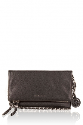 Leather bag | black