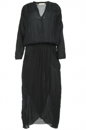 Rabens Saloner |  Maxi dress Marinne | black