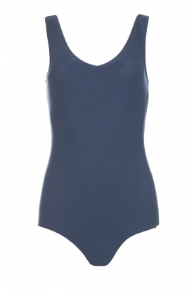 Hanro |  Body Yoga | blue