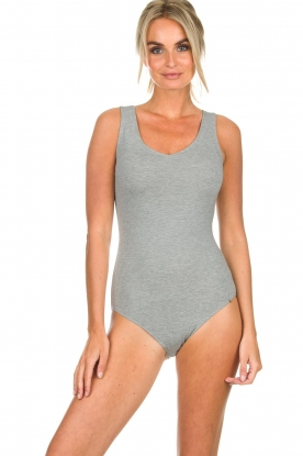Hanro | Body Yoga | grijs