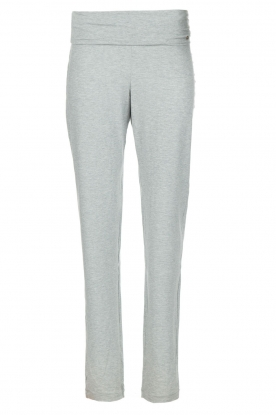 Hanro |  Yoga broek Ella | light grey