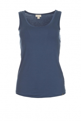 Hanro | Yoga top Ella | bleu