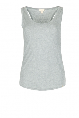Hanro |  Yoga top Ella | light grey