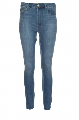 Articles of Society |  High-rise jeans Heather | blue