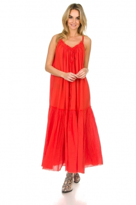Devotion |  Maxi dress Sisi | red