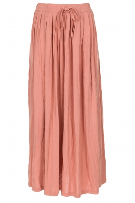 Not Shy | Maxi-rok Lucie | roze