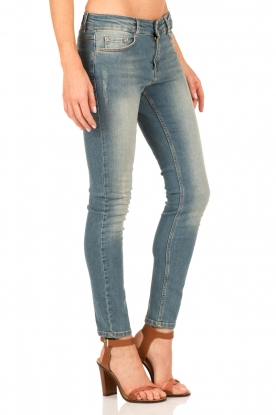 Set | Jeans Malta lengtemaat 32 | lichtblauw